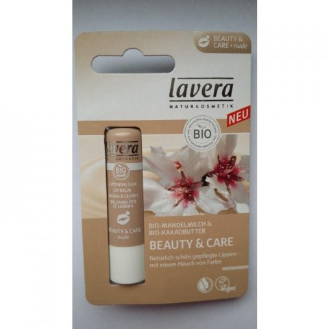 Beauty & Care Lipbalm von Lavera