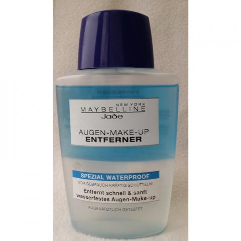 Augen-Make-Up-Entferner Spezial Waterproof von Maybelline