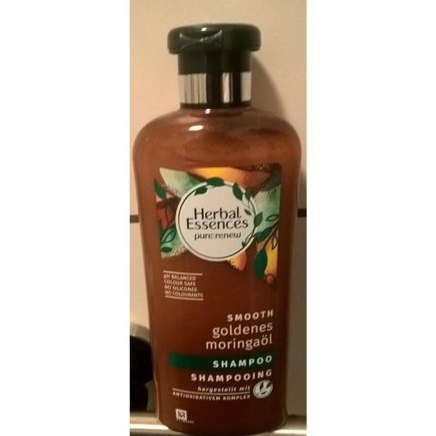 Smooth - Goldenes Moringaöl - Shampoo von Herbal Essences