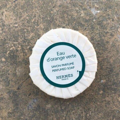 Eau d'Orange Verte - Savon Parfumé von HERMÈS