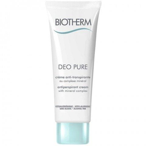 Deo Pure Crème Anti-Transpirante von Biotherm