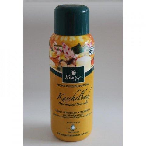Aroma-Pflegeschaumbad - Kuschelbad - Ingwer • Kardamom • Macadamia und Honigextrakt von Kneipp