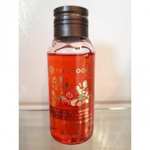 Cranberry & Almond Bath & Shower Gel von Yves Rocher