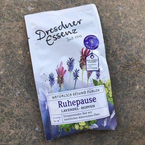 Ruhepause Lavendel Hopfen von Dresdner Essenz