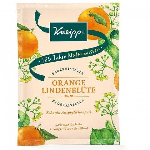 125 Jahre Naturwissen - Badekristalle - Orange • Lindenblüte von Kneipp