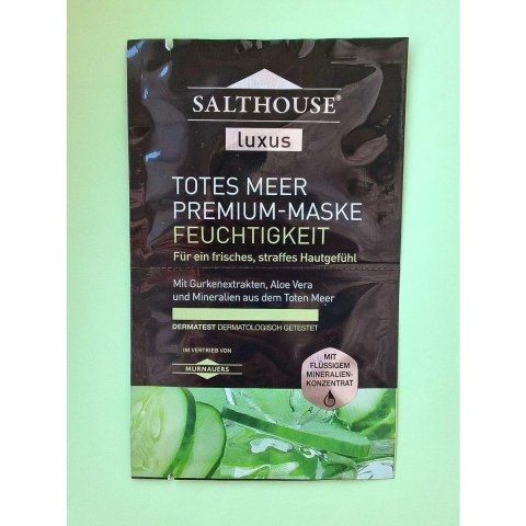 Luxus - Totes Meer Premium-Maske - Feuchtigkeit von Salthouse
