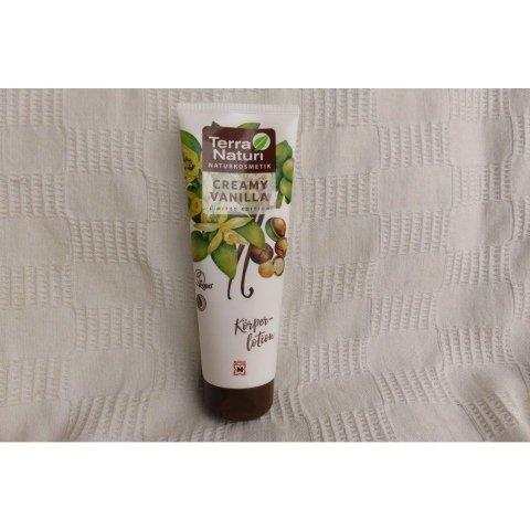 Creamy Vanilla - Körperlotion von Terra Naturi