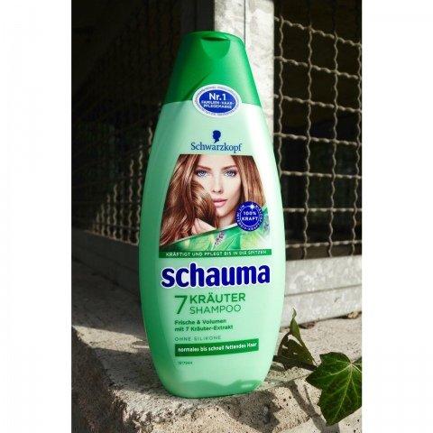 Schauma - 7 Kräuter Shampoo von Schwarzkopf