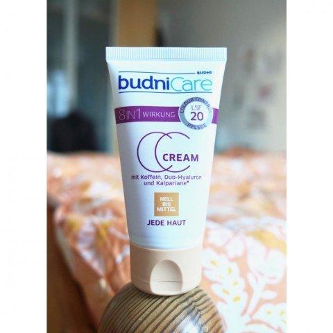 8in1 CC Cream von Budni Care
