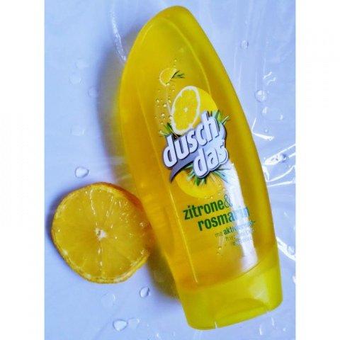 Zitrone & Rosmarin von duschdas