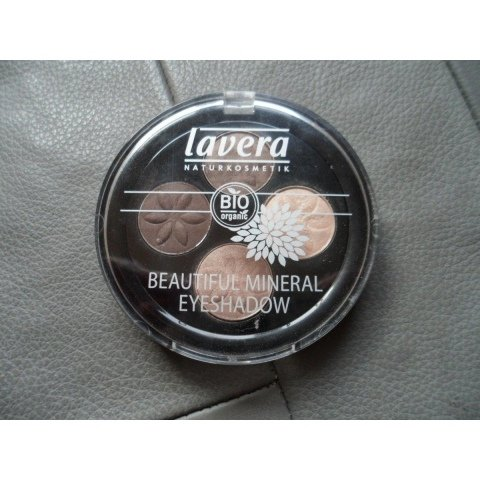 Beautiful Mineral Eyeshadow Quattro von Lavera