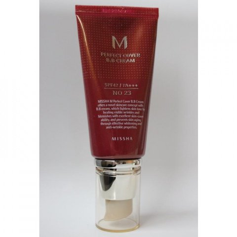 M Perfect Cover BB Cream von Missha