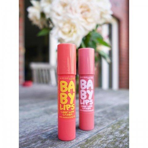 Baby Lips - Color Balm Crayon von Maybelline
