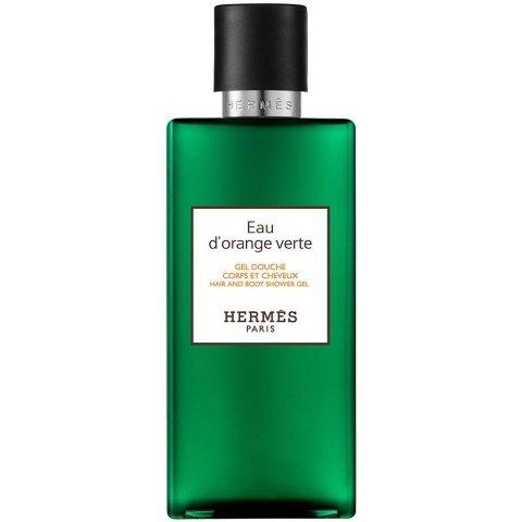 Eau d'Orange Verte - Hair and Body Shower Gel von HERMÈS