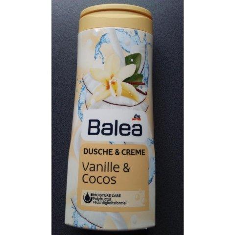 Dusche & Creme - Vanille & Cocos von Balea