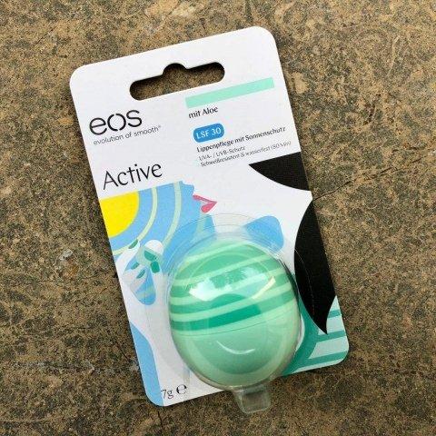 Active mit Aloe LSF 30 von eos