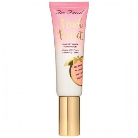 Peach Perfect - Comfort Matte Foundation von Too Faced