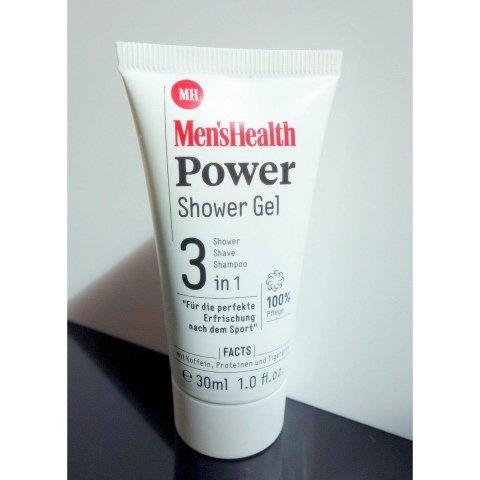 Power Shower Gel   3 in 1 von Men's Health