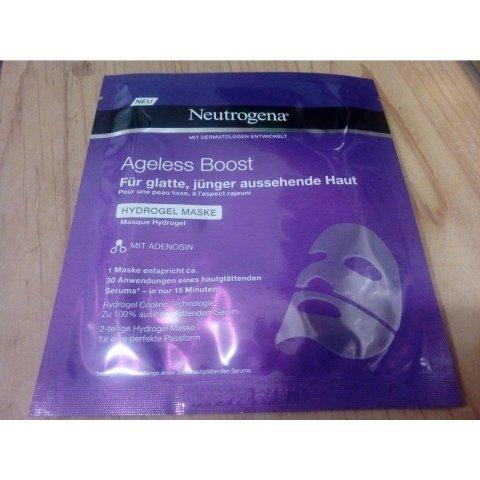 Ageless Boost - Hydrogel Maske von Neutrogena