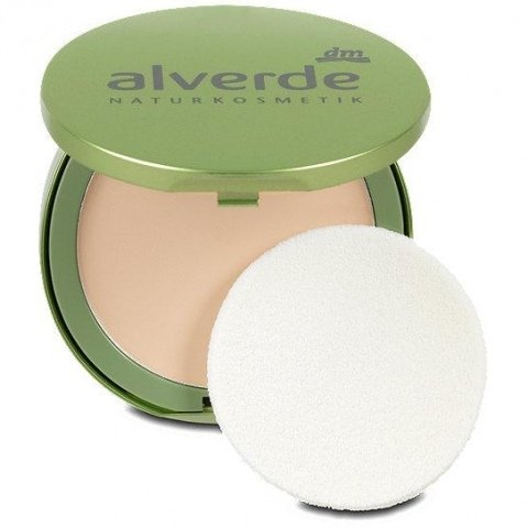 Kompakt Make-up von alverde