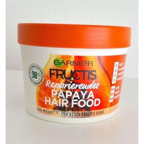 Fructis - Reparierendes Papaya Hair Food von Garnier