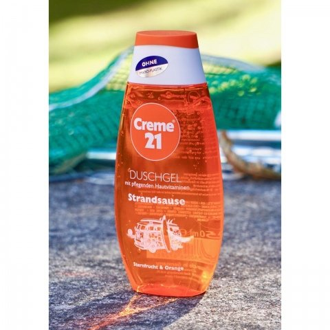 Duschgel Strandsause von Creme 21