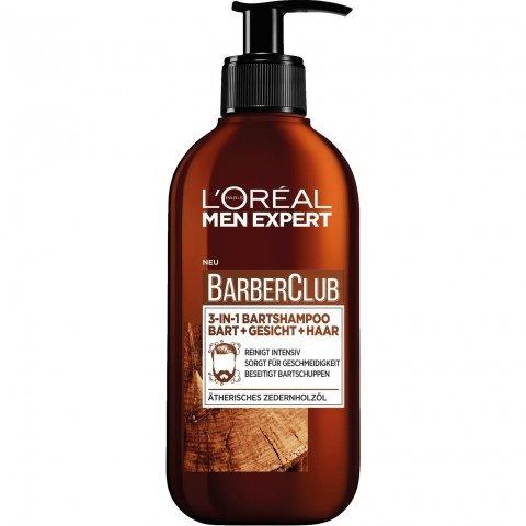 Men Expert - Barber Club 3-in-1 Bartshampoo von L'Oréal