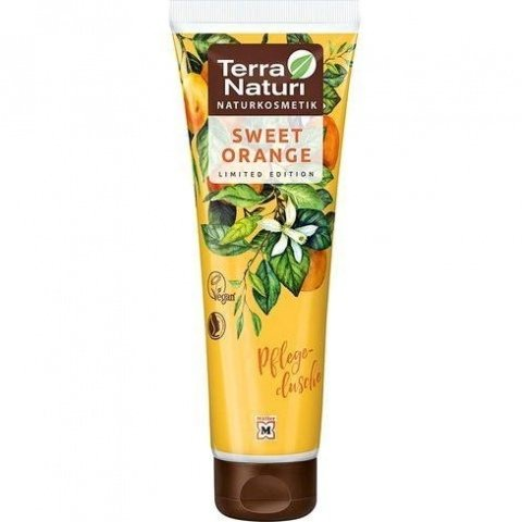 Pflegedusche Sweet Orange Limited Edition von Terra Naturi