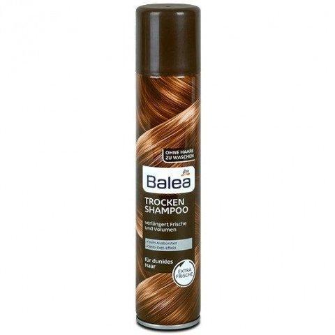 Trockenshampoo für dunkles Haar von Balea