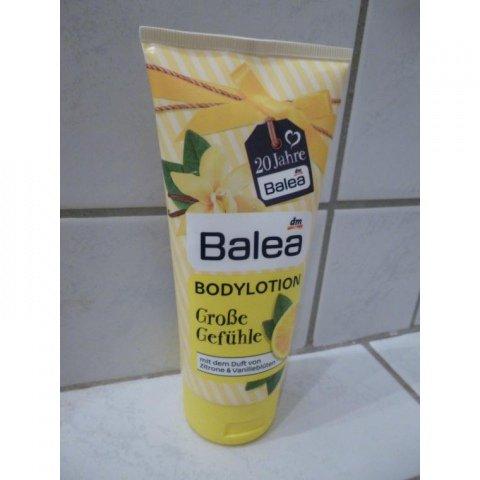 20 Jahre Balea - Bodylotion Große Gefühle von Balea