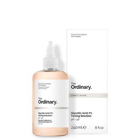 Glycolic Acid 7% Toning Solution von The Ordinary.