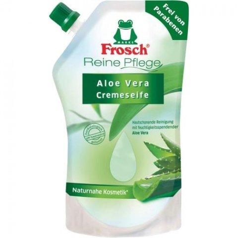 Aloe Vera Cremeseife von Frosch