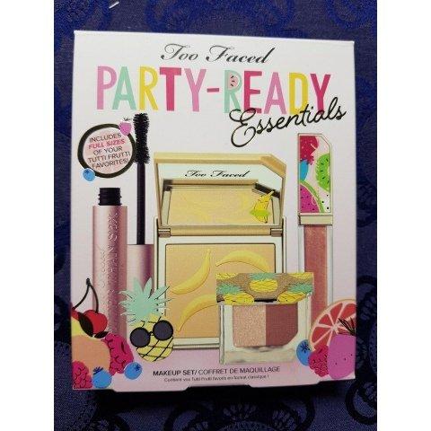 Party-Ready Essentials von Too Faced