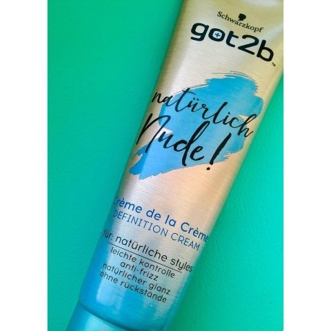 Got2b - natürlich nude! Crème de la Crème Definition Cream von Schwarzkopf