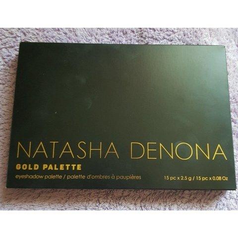 Gold Palette von Natasha Denona