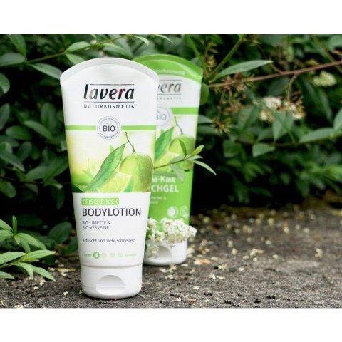 Frische Kick Bodylotion Bio-Limone & Bio-Verveine von Lavera