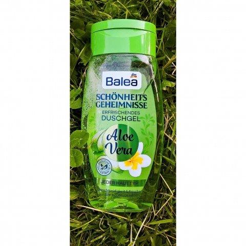 Schönheitsgeheimnisse - Erfrischendes Duschgel Aloe Vera von Balea