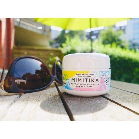 Crème Solaire Visage SPF 50 von Mimitika