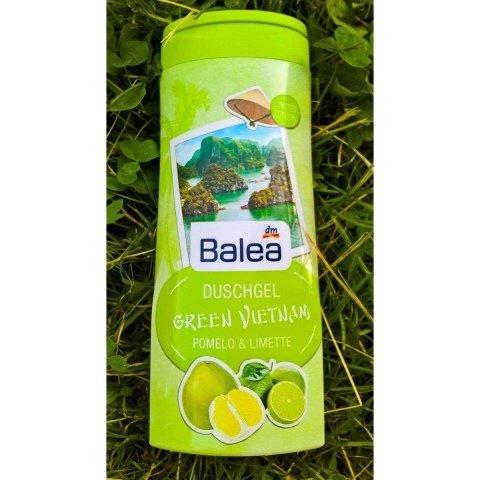 Duschgel Green Vietnam Pomelo & Limette von Balea