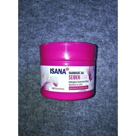 Haarmaske Seidenglanz 3in1 von Isana