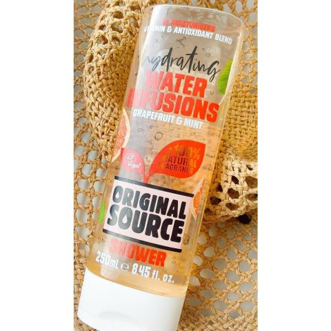 Hydrating Water Infusions - Grapefruit & Mint Shower von Original Source