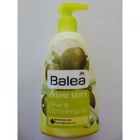 Creme Seife - Olive & Zitronengras von Balea