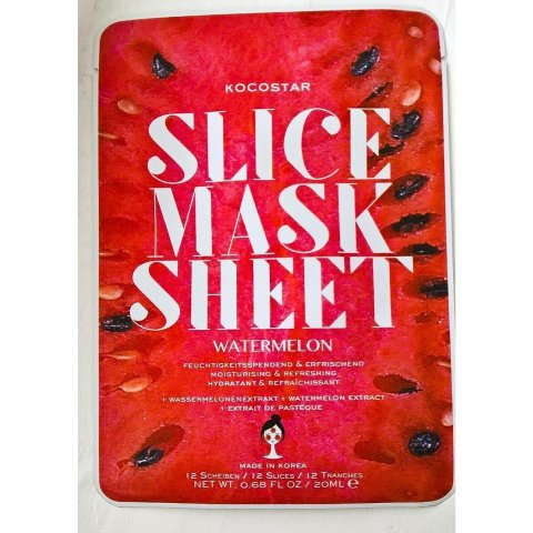 Slice Mask Sheet - Watermelon von KOCOSTAR