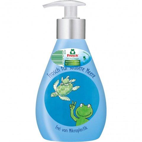 Sensitiv-Seife für saubere Meere von Frosch
