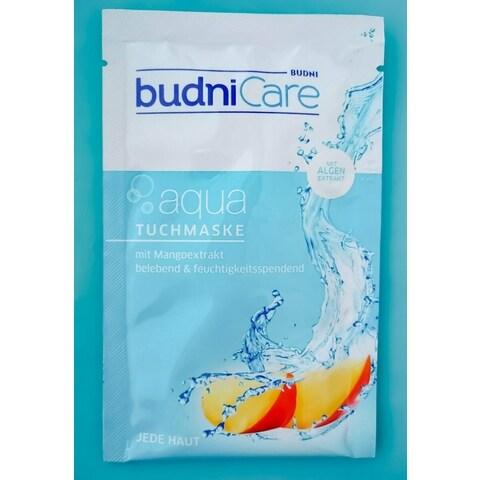 Aqua Tuchmaske von Budni Care