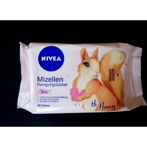 Mizellen-Reinigungstücher 3in1 Design Edition von Nivea