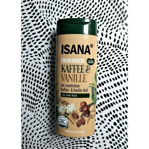 Cremedusche Kaffee & Vanille von Isana