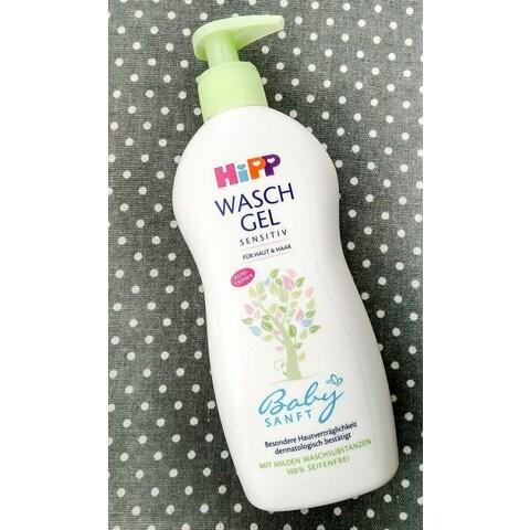 Waschgel Sensitiv von Hipp