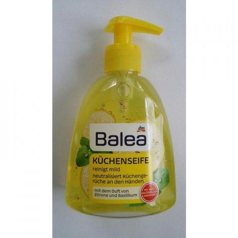 Küchenseife Zitrone & Basilikum von Balea