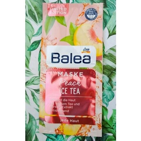 Maske Peach Ice Tea von Balea